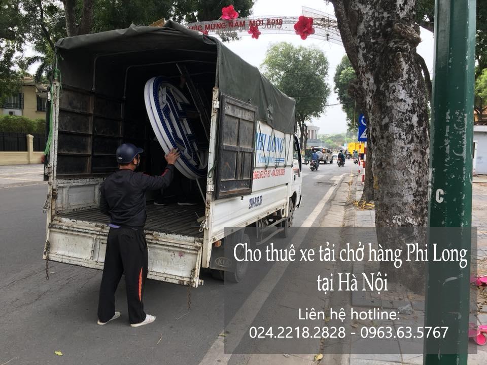 Xe tải chở hàng giá rẻ tại phố Tràng Tiền