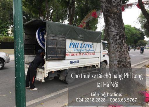 Thuê xe chở hàng giá rẻ tại đường Giải Phóng