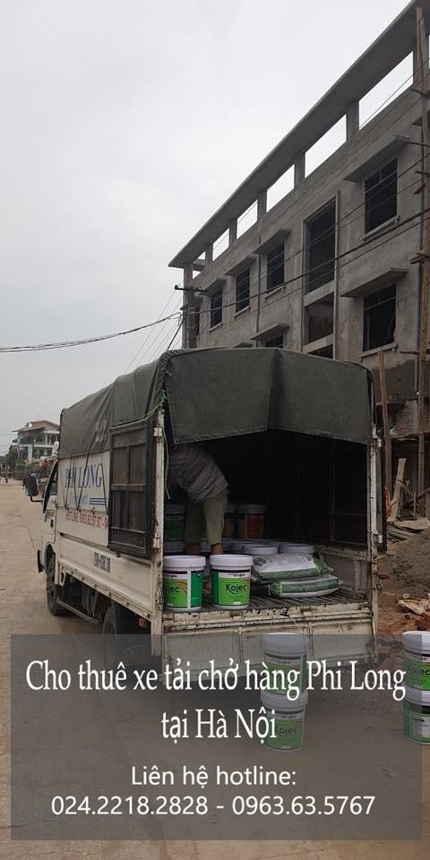 Dịch vụ cho thuê xe tải giá rẻ tại phố Yết Kiêu