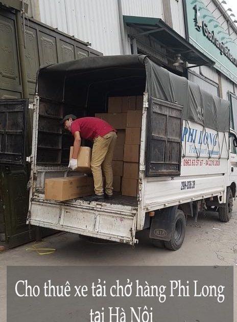 Cho thuê xe tải giá rẻ tại phố Phan Đình Giót