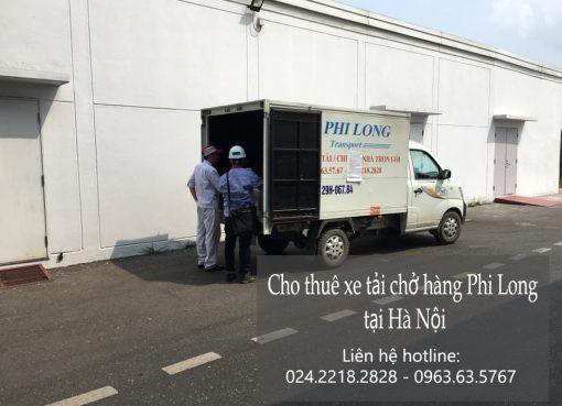 Dịch vụ cho thuê xe tải giá rẻ tại phố Trần Kim Xuyến