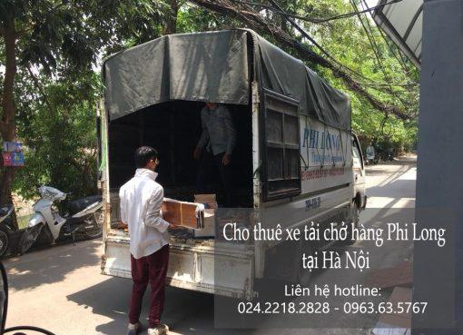 Cho thuê xe tải giá rẻ tại đường Trung Yên