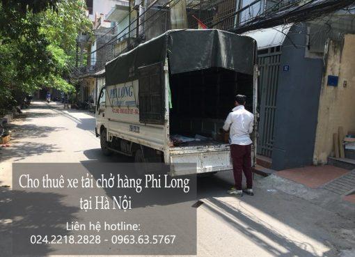 Cho thuê xe tải giá rẻ tại khu đô thị Dương Nội