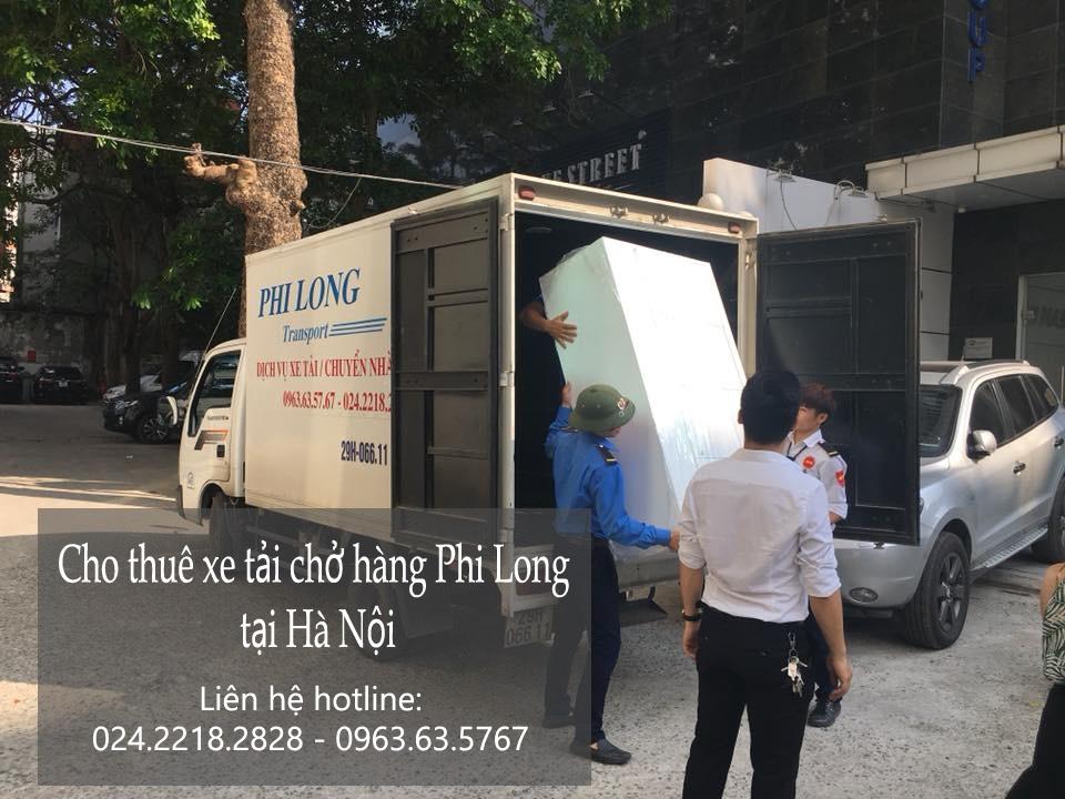 Taxi tải chuyển nhà tại phố Trần Kim Chung