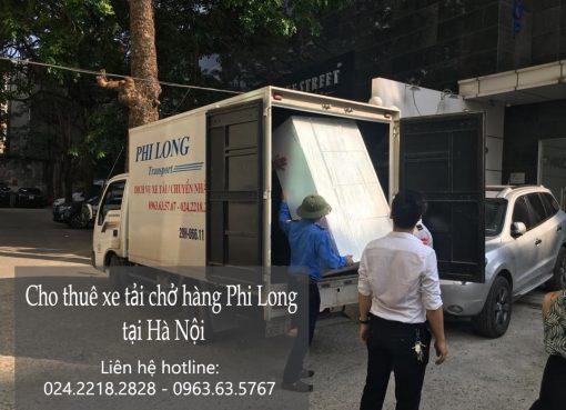 Thuê xe tải 1,25 tấn giá rẻ tại phố Triệu Việt Vương