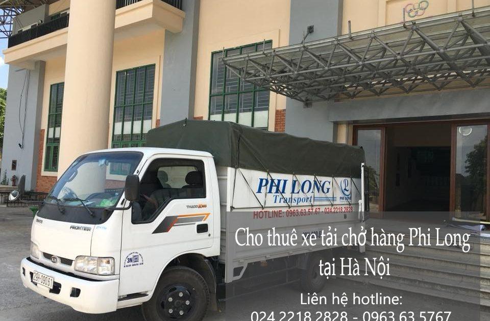 Cho thuê xe tải giá rẻ tại phố Hàng Lược