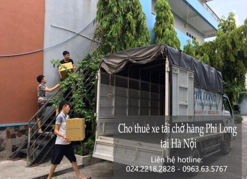 Taxi tải chuyển nhà giá rẻ tại đường Thanh Lãm
