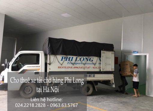 Thuê xe chuyển đồ giá rẻ tại phố Mã Mây