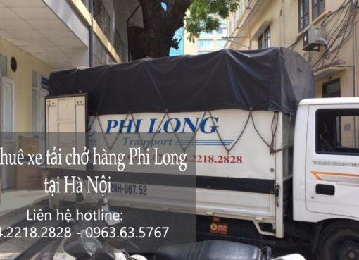 Cho thuê xe tải Hà Nội tai phố Phạm Hồng Thái