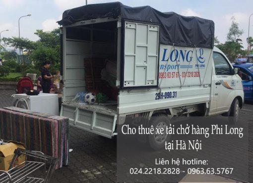 Cho thuê xe tải giá rẻ tại phố Lý Thái Tổ