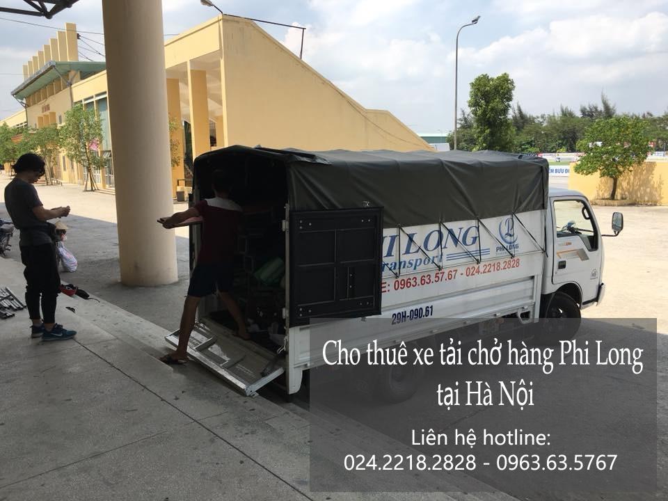 Cho thuê xe tải giá rẻ tại phố Mai Hắc Đế