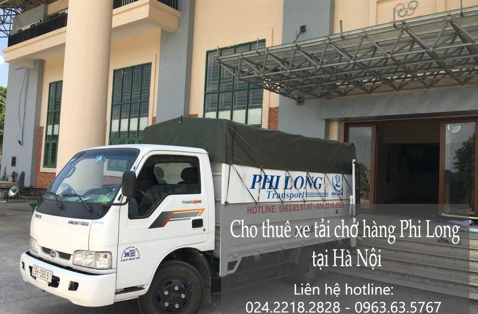 Cho thuê xe tải giá rẻ tại phố Lý Thường Kiệt