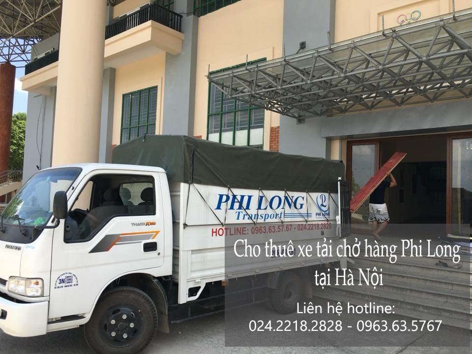 Cho thuê xe tải giá rẻ tại phố Mạc Đĩnh Chi