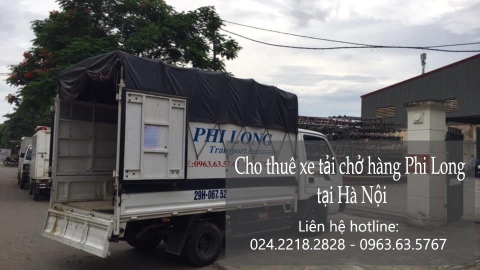 Cho thuê xe tải giá rẻ tại phố Đản Di
