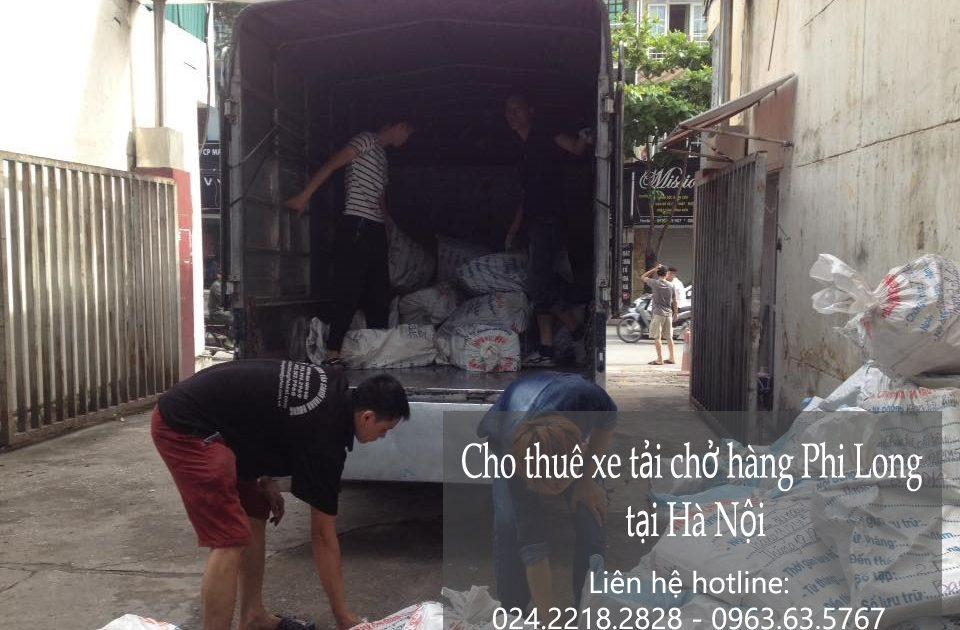 Cho thuê xe tải giá rẻ tại phố Giang Văn Minh