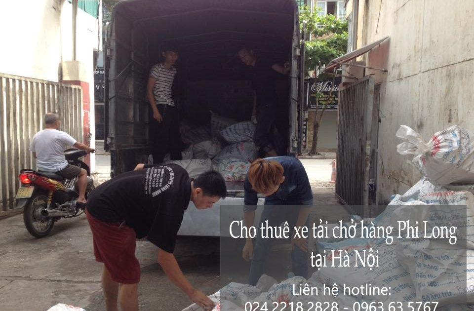Cho thuê xe tải giá rẻ tại phố Hàng Than