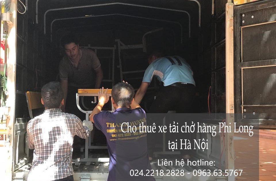 Cho thuê xe tải giá rẻ tại phố Trạm