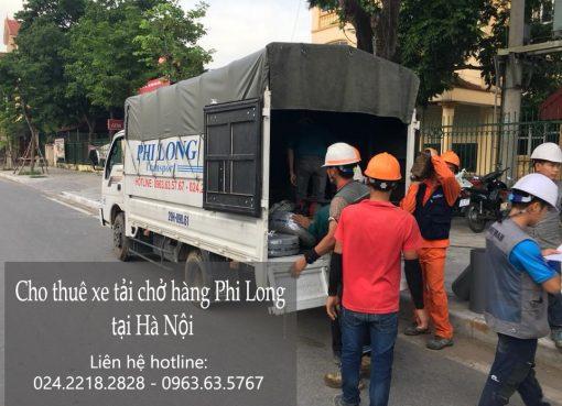 Cho thuê xe tải giá rẻ tại phố Nguyễn Như Đổ