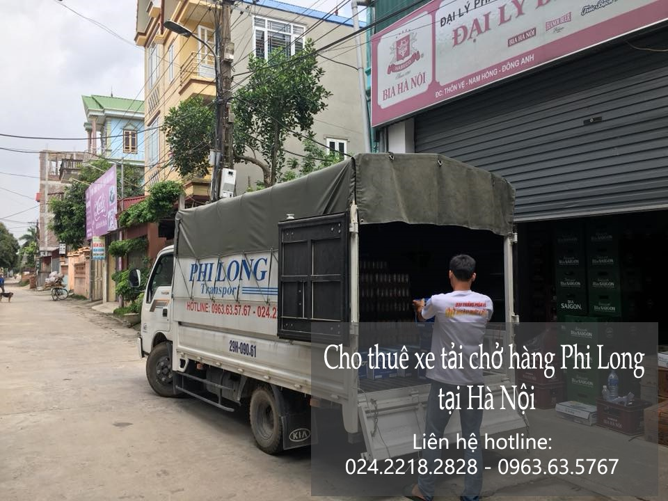 Cho thuê xe tải tại phố Khuyến Lương
