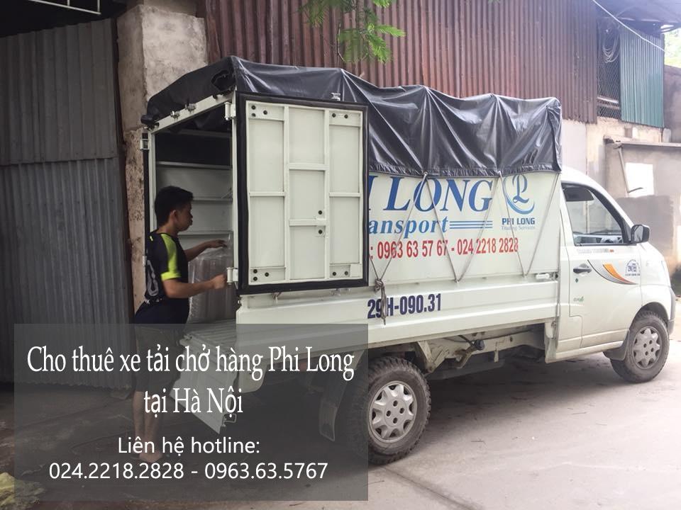 Dịch vụ cho thuê xe tải 500kg tại phố Nguyễn Chí Thanh