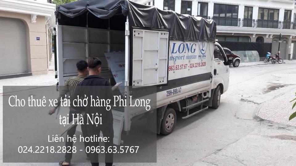 Dịch vụ cho thuê xe tải giá rẻ tại phố Tố Hữu 2019