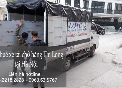 Cho thuê xe tải giá rẻ tại phố Mai Động