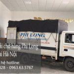 Dịch vụ cho thuê xe tải giá rẻ tại phố Hòe Nhai