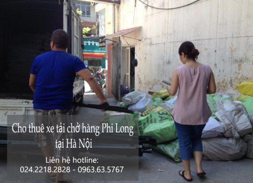 Cho thuê xe tải giá rẻ tại phố Ông Ích Khiêm