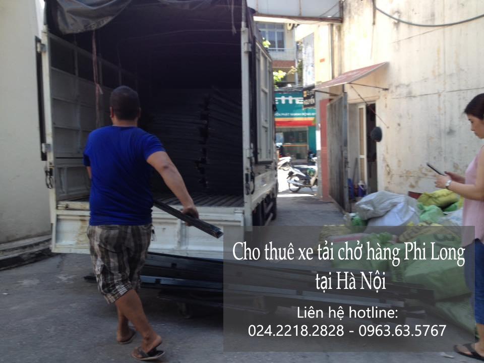 Cho thuê xe tải giá rẻ tại phố Tố Hữu