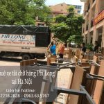 Cho thuê xe tải giá rẻ tại phố Yên Bình