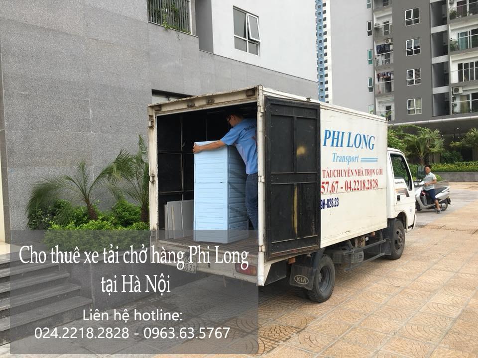 Cho thuê xe tải giá rẻ tại phố Đặng Thai Mai