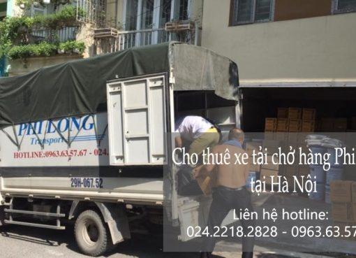 Cho thuê xe tải giá rẻ tại phố Cửa Bắc