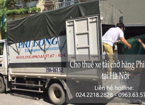 Cho thuê xe tải giá rẻ tại phố Hoàng Hoa Thám