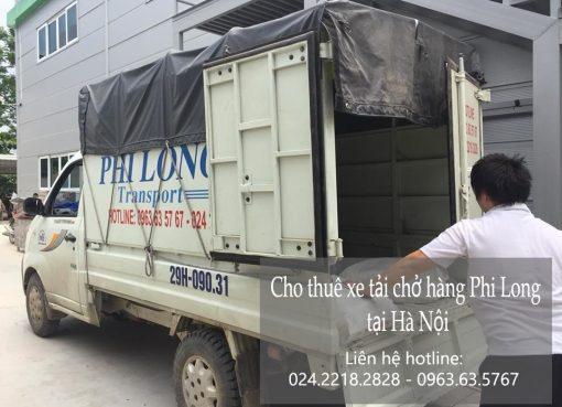 Cho thuê xe tải giá rẻ tại phố Lê Đại Hành