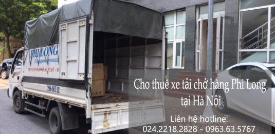 Cho thuê xe tải giá rẻ tại phố Nguyễn Chế Nghĩa