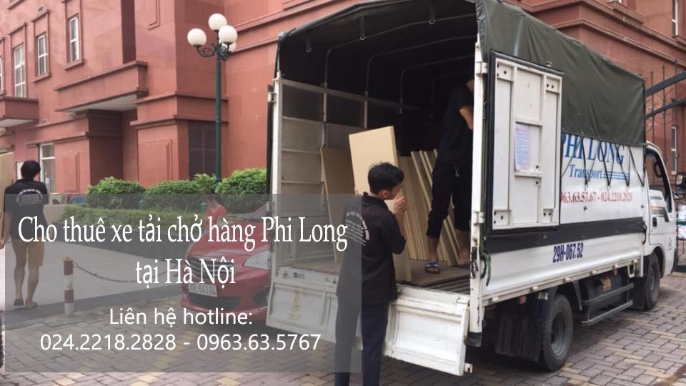 Dịch vụ cho thuê xe tải tại phố Hàng Muối