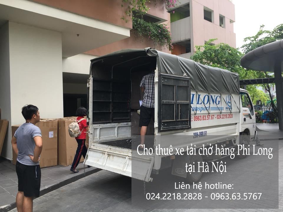 Cho thuê xe tải 2 tấn giá rẻ tại phố Hàng Thùng