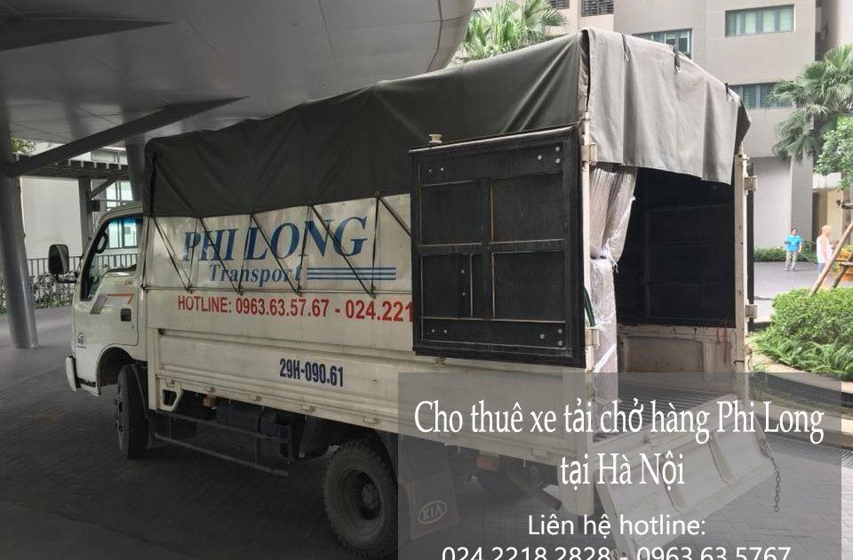 Cho thuê xe tải giá rẻ tại phố Cầu Bây