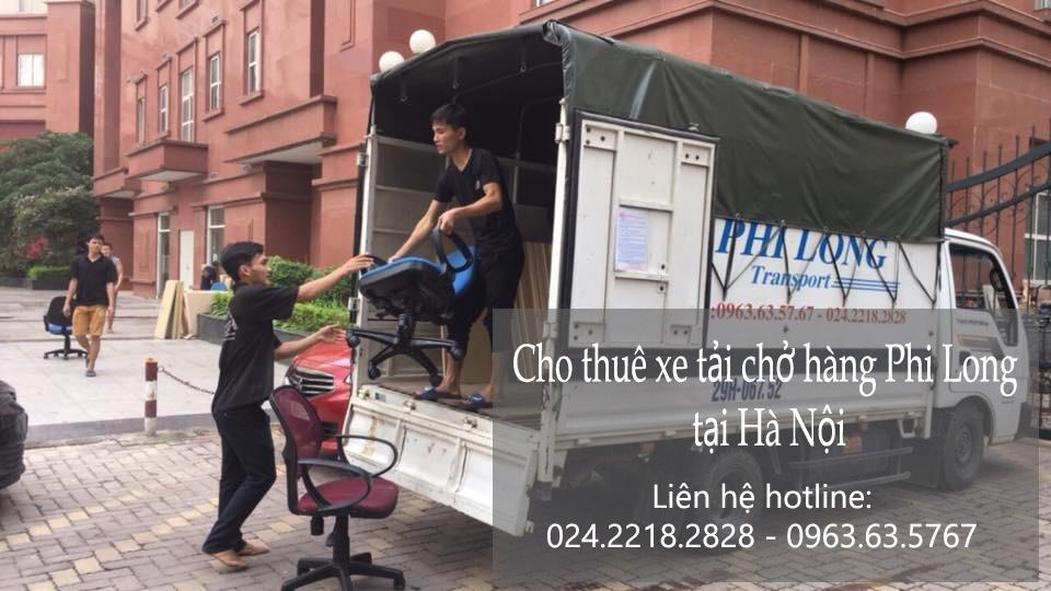 Dịch vụ cho thuê xe tải giá rẻ tại phố Bảo Linh