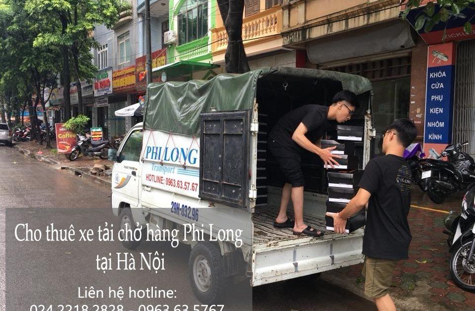 Cho thuê xe tải 2 tấn giá rẻ tại đường Quang Tiến