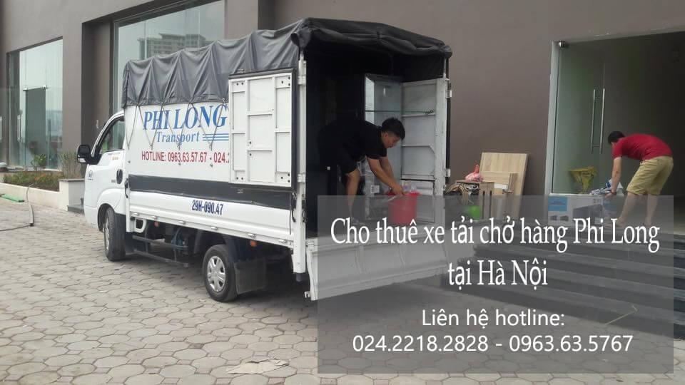 Cho thuê xe tải giá rẻ tại phố Đoàn Nhữ Hài