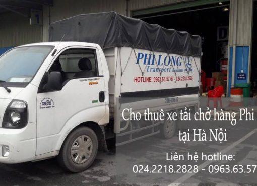 Dịch vụ cho thuê xe tải giá rẻ tại phố Duy Tân