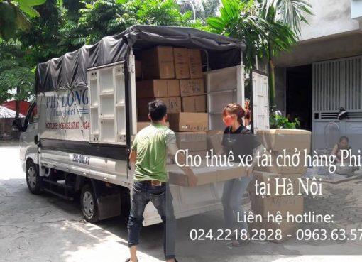 Dịch vụ cho thuê xe tải giá rẻ tại phố Cầu Bích