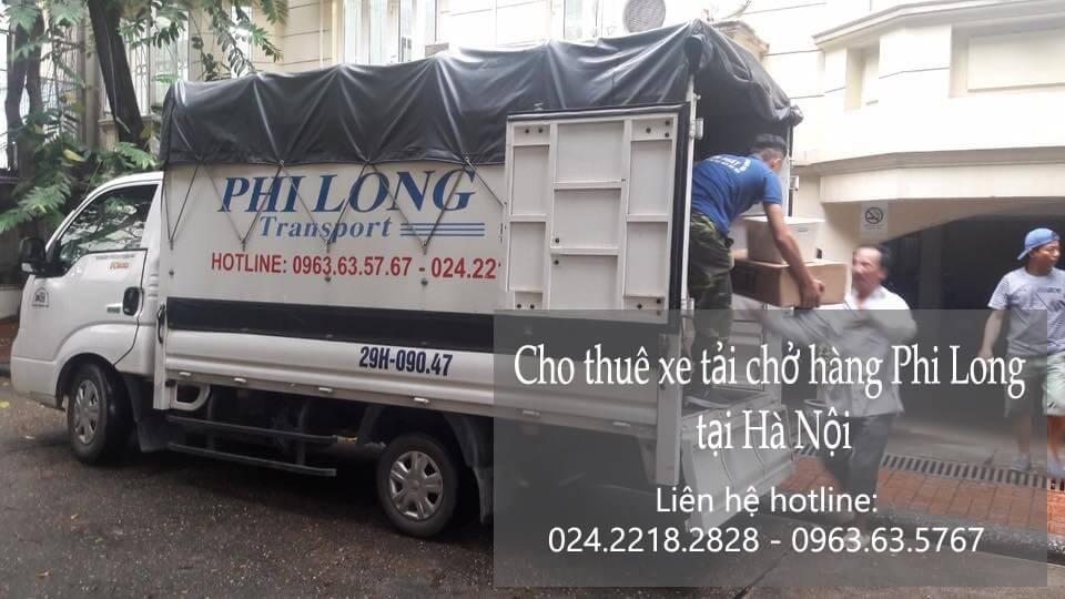 Cho thuê xe tải giá rẻ tại phố Dã Tượng