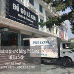 Dịch vụ cho thuê xe tải giá rẻ tại phố Cổng Đục