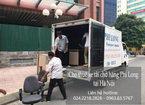 Cho thuê xe tải giá rẻ Phi Long tại phường Lĩnh Nam