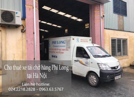 Cho thuê xe tải giá rẻ tại phố Dương Khê