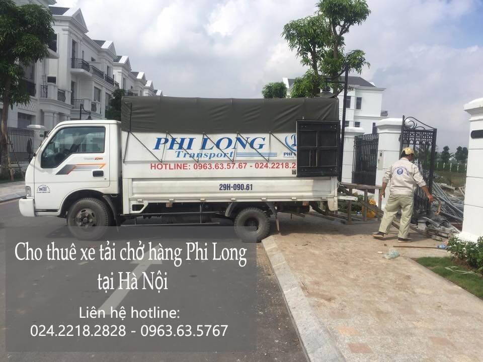 Dịch vụ cho thuê xe tải giá rẻ tại phố Hào Nam