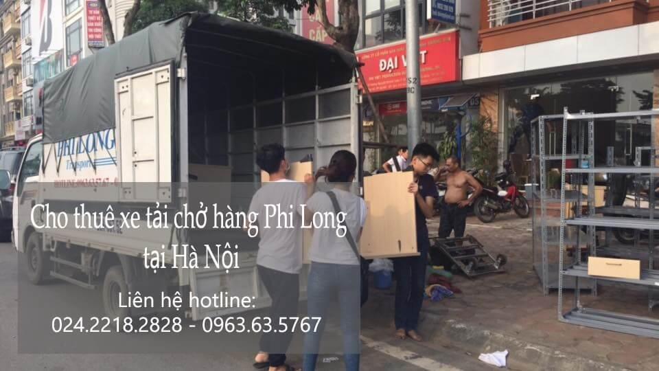 Dịch vụ cho thuê xe tải giá rẻ tại phố Hương Viên