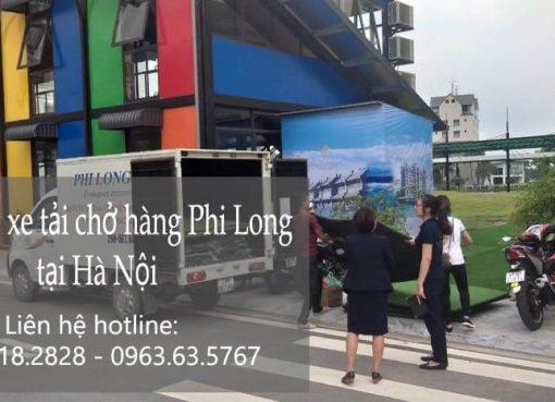 Cho thuê xe tải giá rẻ tại đường Nguyễn Huy Thuận